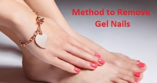 Method to Remove Gel Nails