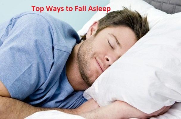 Best Ways To Fall Asleep Naturally