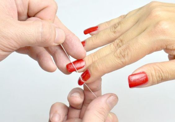 how to get rid of acrylics