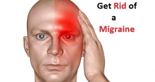 Get rid of a migraine