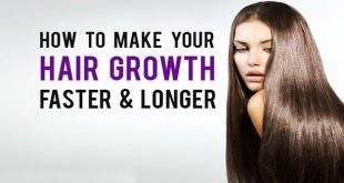 How to Make Your Hair Grow