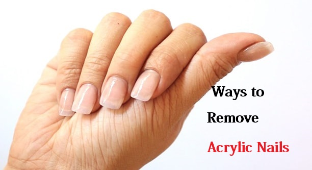 How to Remove Acrylic Nails?