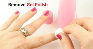 Remove gel polish