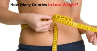 How Many Calories to Lose Weight