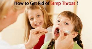 How to Get Rid of Strep Throat