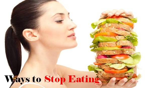 Stop Eating