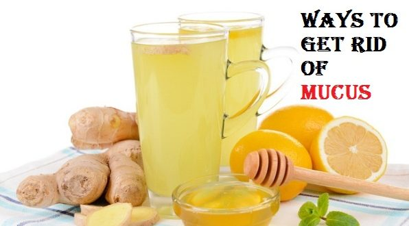 Natural Ways To Get Rid Of Cough Phlegm