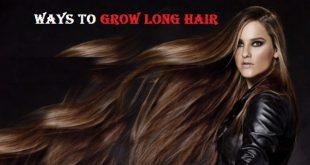 grow long hair