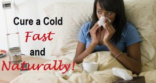 how to get over a cold fast