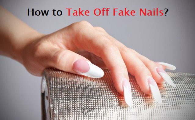 How to Use Fake Nails