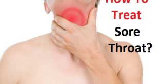 how to treat a sore throat