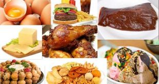 Foods high in cholesterol to avoid