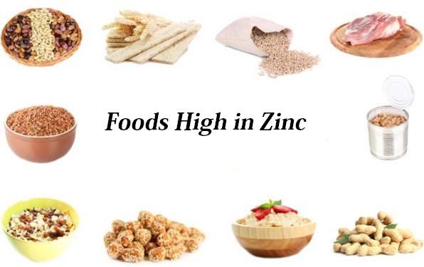 Foods High in Zinc-Rich Source of Zinc