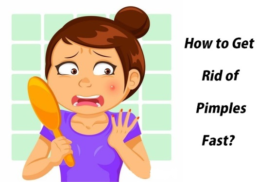 How To Get Rid Of Redness Of Pimples Naturally