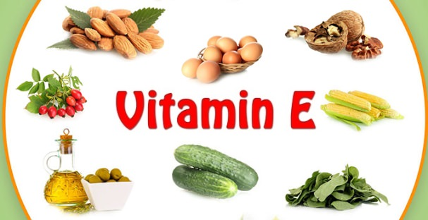 Vitamin e fruits list