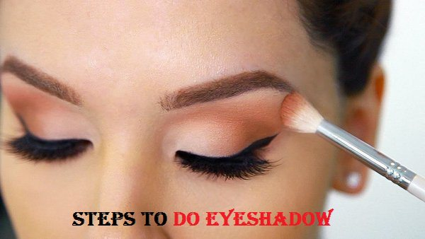 do eyeshadow