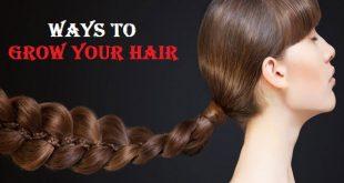grow your hair